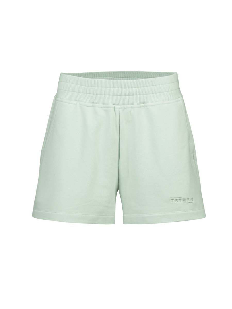 TGTHER SHORTS DUSTY MINT